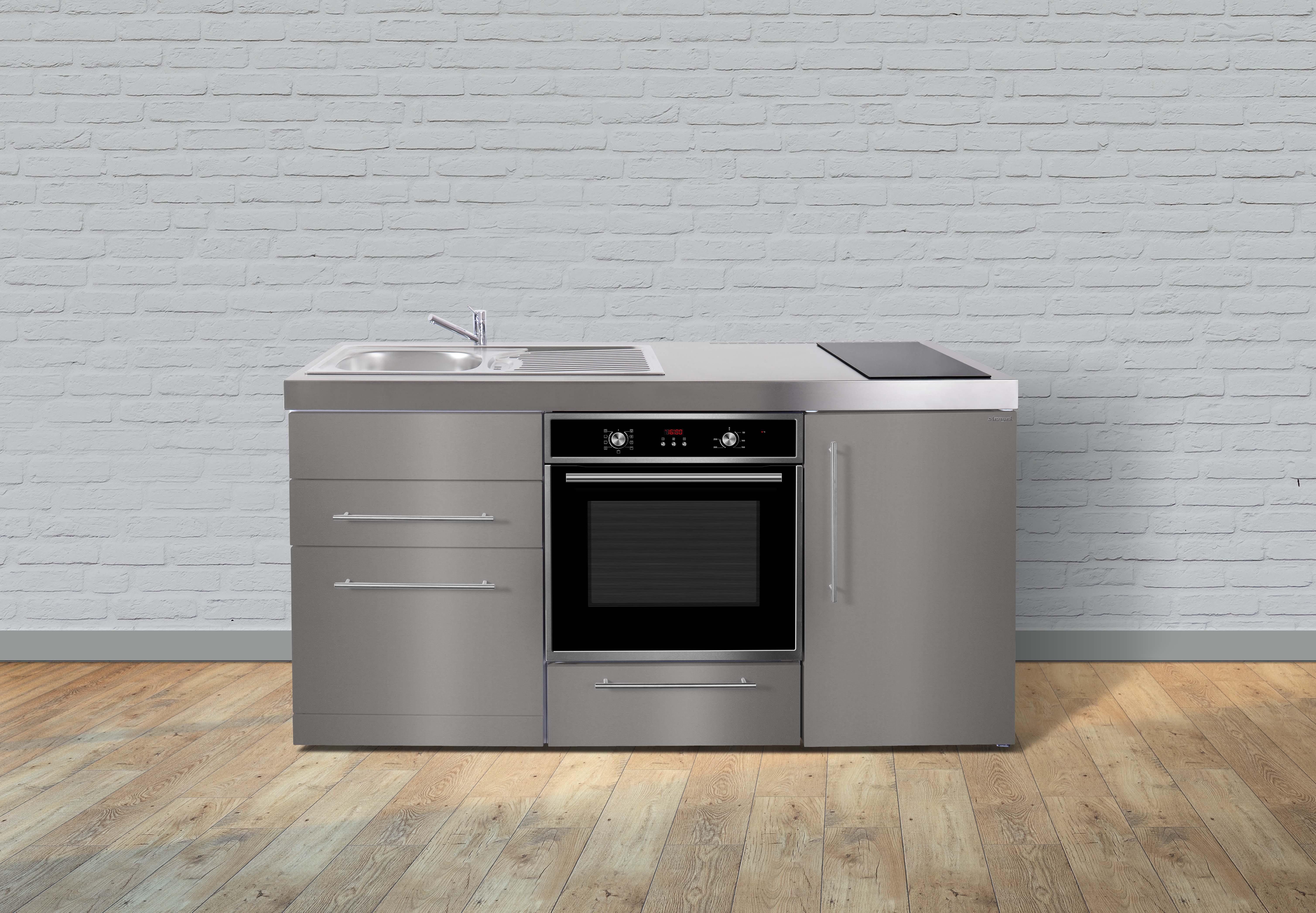 Mini Küchenzeile Mit Kühlschrank : Singleküche miniküchen online kaufen otto