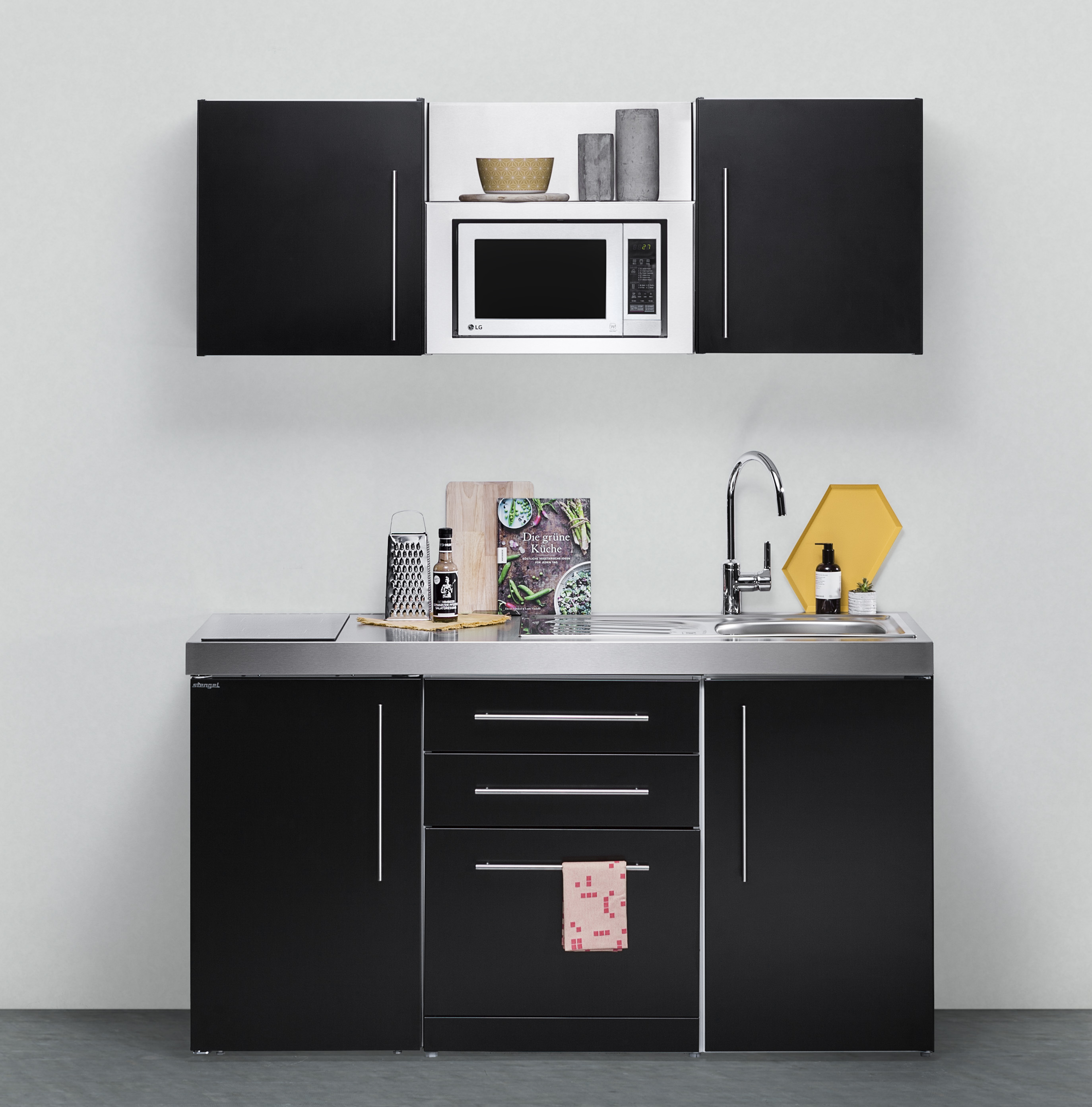 frank zimmerlin freiburg mini k chen pantry k chen. Black Bedroom Furniture Sets. Home Design Ideas